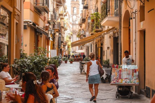 Palermo - Archivo.