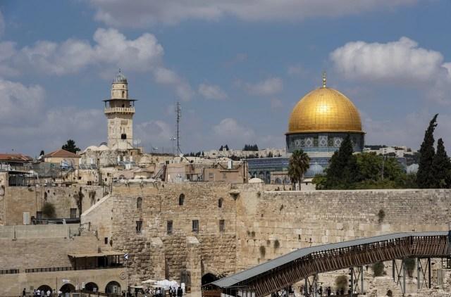 Jerusalén, clave en el conflicto de Oriente Medio (Foto: Pixabay - Archivo)