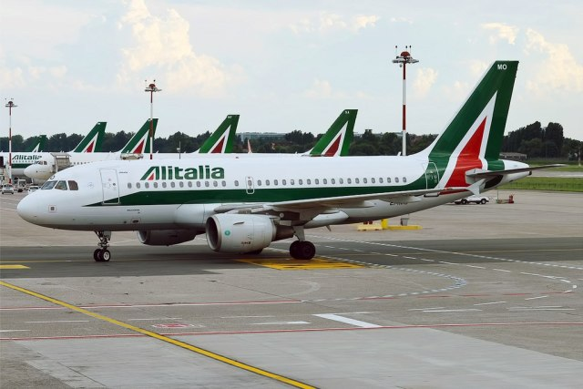 Aviones de Alitalia en el aeropuerto de Milán - Linate (Foto: Anna Zvereva CC BY-SA 2.0 - Archivo)