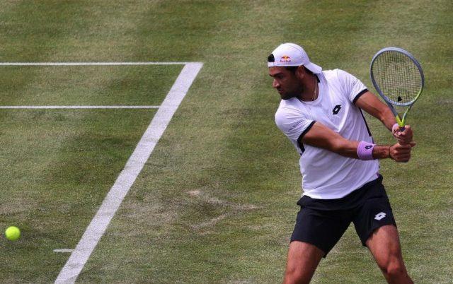 Matteo Berrettini en Wimbledon 2021 (Foto: Instagram @matberrettini)