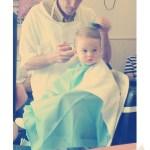 Un día en la barbería