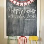 Un corazón feliz