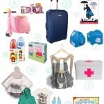 Nos vamos de vacaciones: hacer una maleta para niños