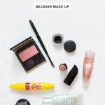 Esenciales:  neceser make up