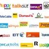 ¿Qué cobertura móvil utiliza tu compañía de teléfonos?