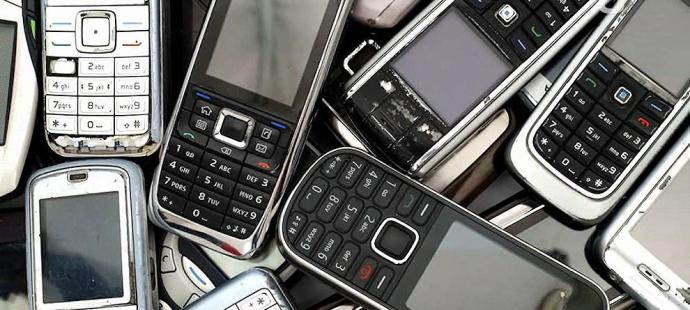 Smartphone antiguo ahorrame.com