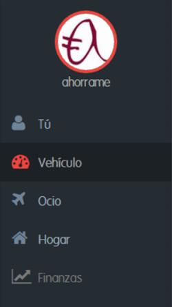detalle opciones