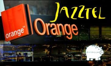 Orange TV ya en Jazztel