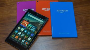 Nueva Tablet Fire HD8 de Amazon ya disponible