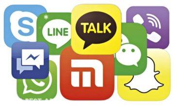 Apps de mensajería: pros y contras