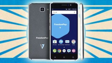 FreedomPop V7, presenta su primer smartphone exclusivo
