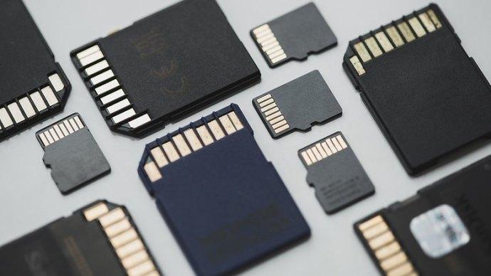 cómo elegir una tarjeta de memoria