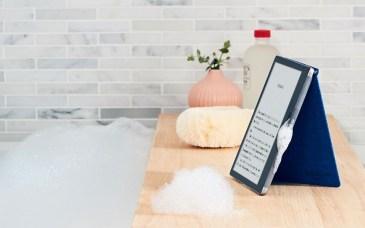 """Nuevo Kindle Oasis: para leer hasta """"bajo el agua"""""""