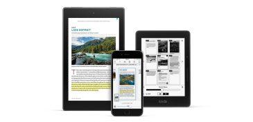 Nueva app para leer como en tu Amazon Kindle