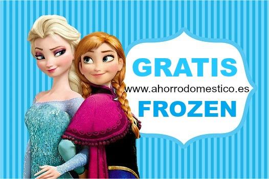Fichas Para Colorear Gratis De Frozen En Pdf Ahorro Domestico