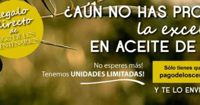 Muestra gratis Aceite de Oliva
