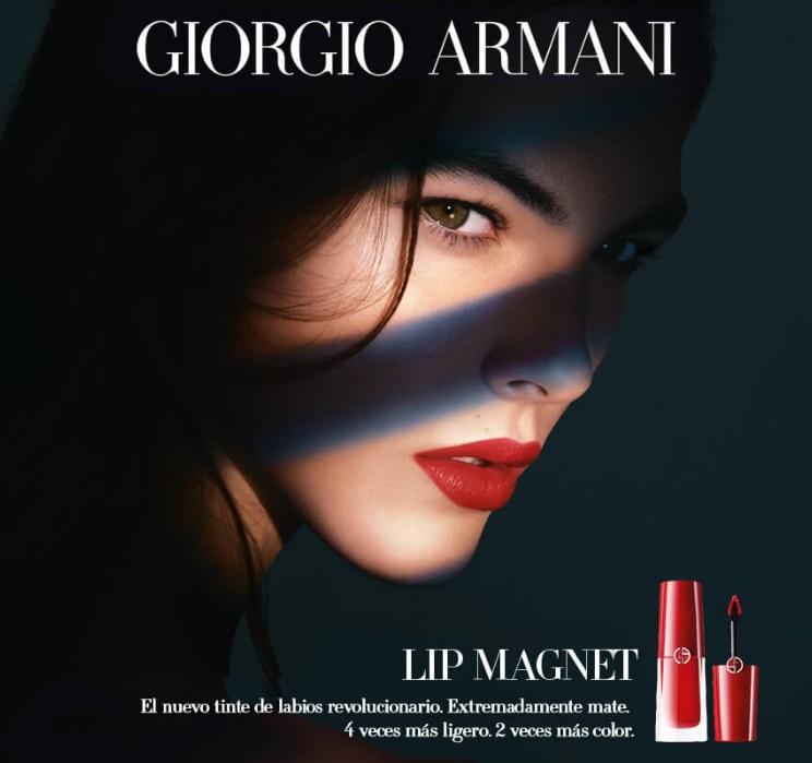 Prueba gratis Lip Magnet de Armani