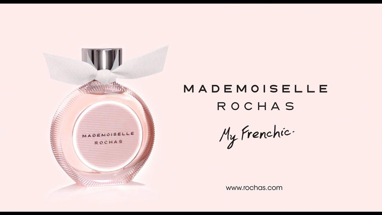 Muestra gratis de perfume Mademoiselle Rochas