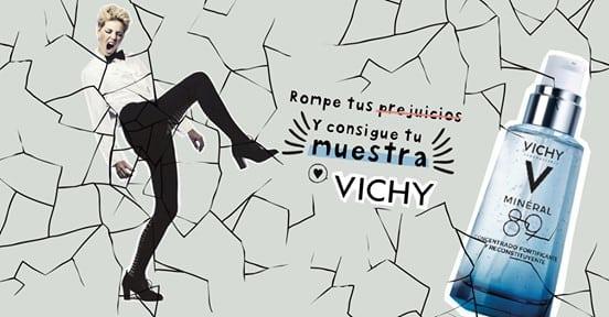 Muestras gratis de serum Vichy