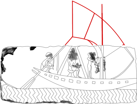 Feagans drawing of PC103