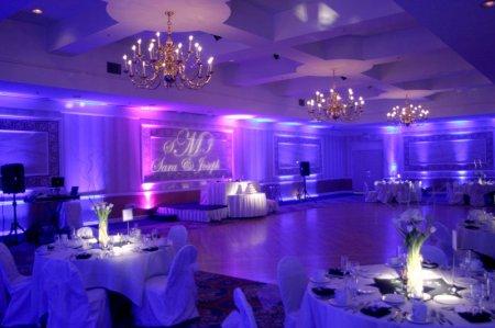 rent wedding party lighting rental