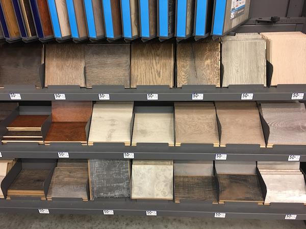 Pergo Flooring Color Options For Our Master Bedroom | ahouseandadog.com