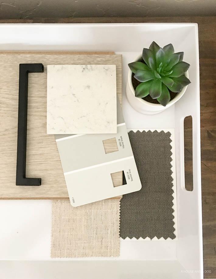 Creating a whole house design + mood board | ahouseandadog.com