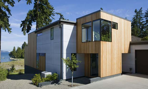 A House By The Park » Blog Archive » Rethinking Natural ... on Modern House Siding  id=13336