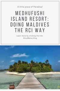 Check out Medhufushi Island Resort RCI, a stunning Maldives luxury beach resort, where you can enjoy your Maldives trip in over-water villas or all-inclusive water bungalows
