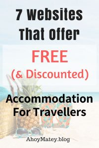 Free Stay for Travelers