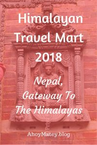 An overview of the Himalayan Travel Mart 2018 in June 2018