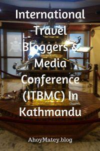Travel Bloggers Conference Kathmandu Nepal