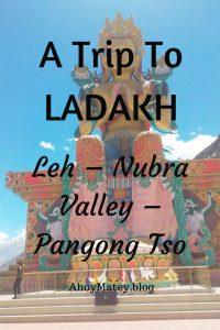 A Trip To Ladakh