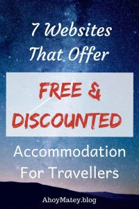 Websites Free And Discounted Accommodation Travelers