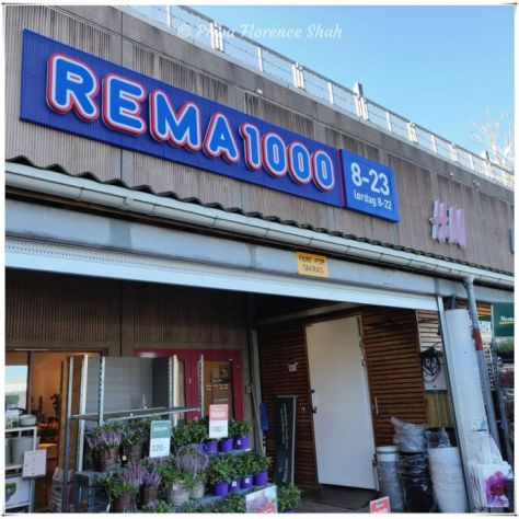 The REMA 1000 is the most economical supermarket in Norway