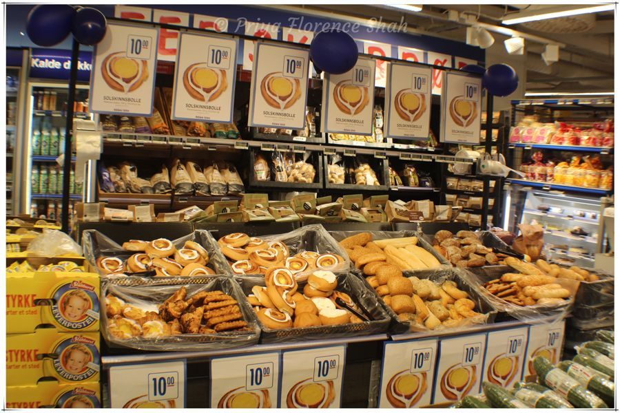 The Norwegians sure do love their breads