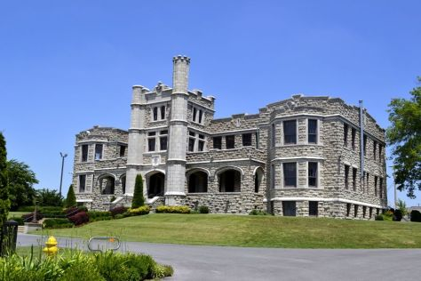Image of Pythian Castle, Springfield, Mo, by Jo Naylor