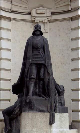 Statua del Golem a Praga
