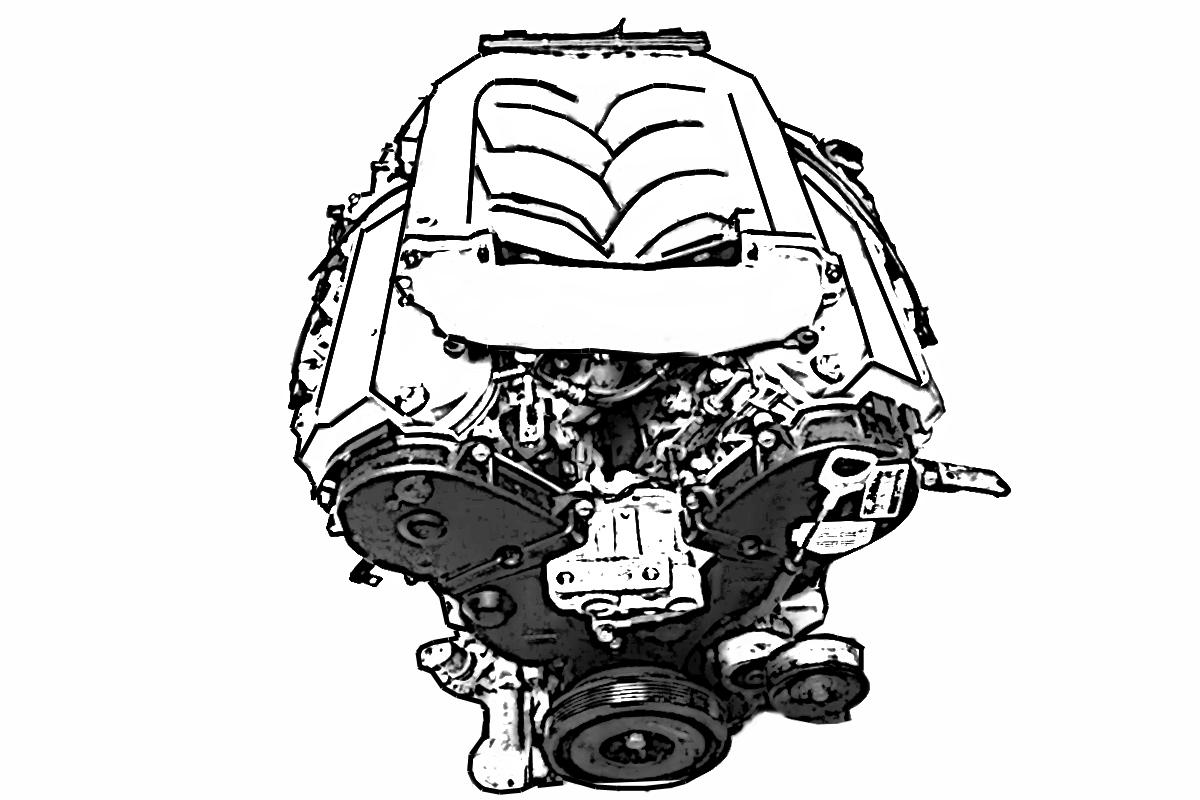 Buy Nissan Quest Engine Motor Core 3 5l Cvt 9