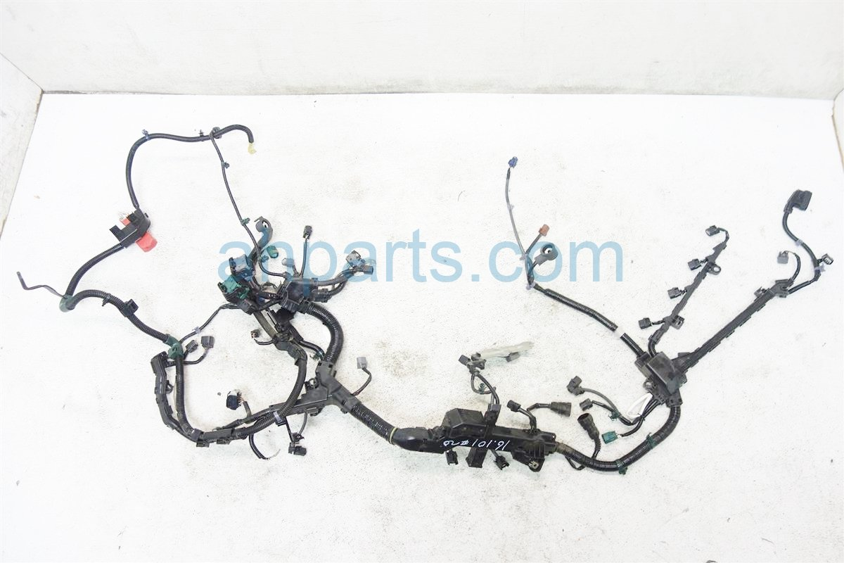 96 Accord Wire Harness