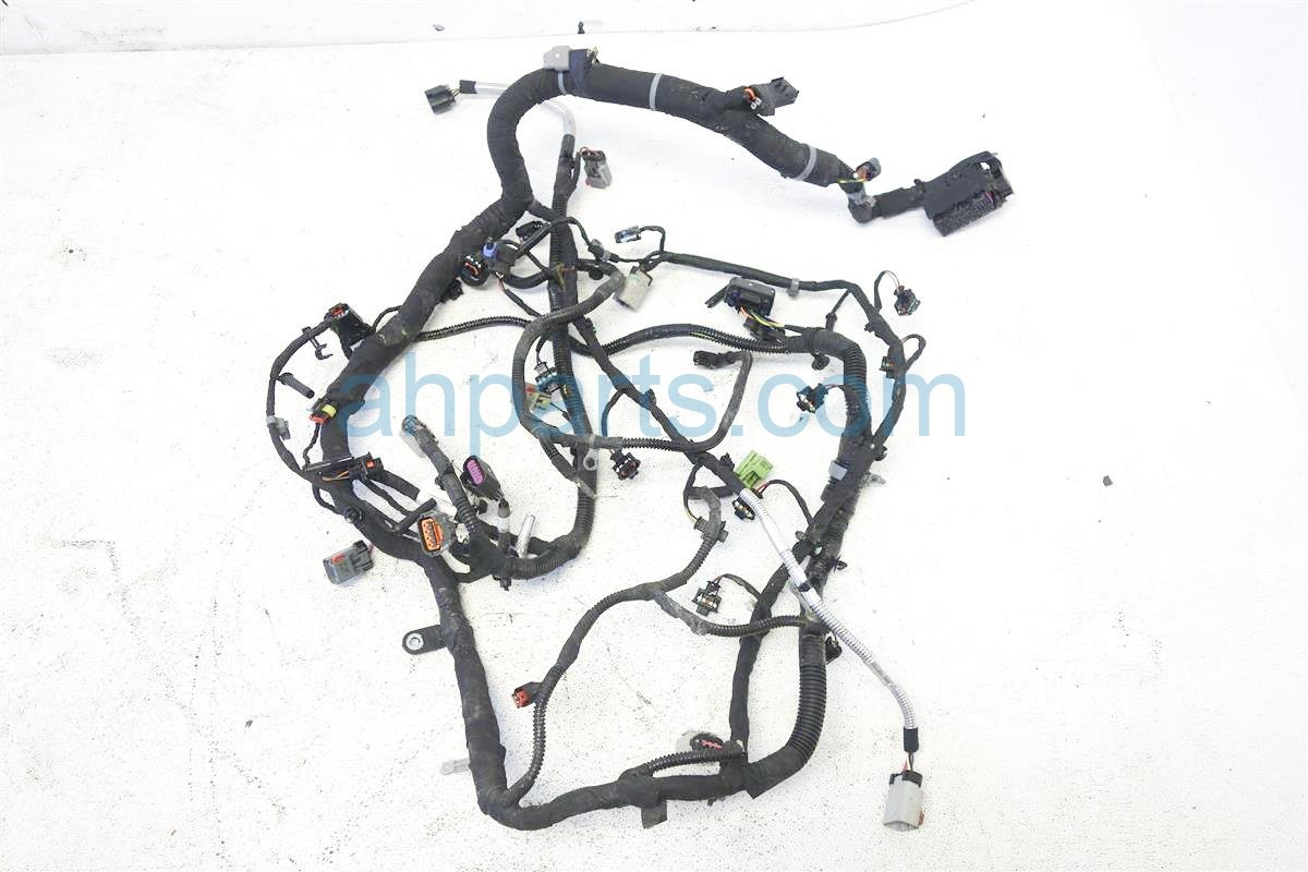 Nissan Titan Xd Engine Wire Harness
