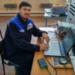 """Uаyssbayev Nurtas  Headmaster of SRZi E substations 220/110/35 / 10kV Akzhar-2 JSC """"KEGOC"""" branch Aktyubinsk MES"""