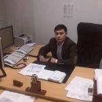 Сейлхан Азат Начальник электроремонтного участка Актюбинский завод ферросплавов