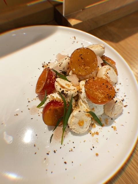 ahpe bistrot biarritz restaurant saison produits local produit frais fermentation potager formule midi