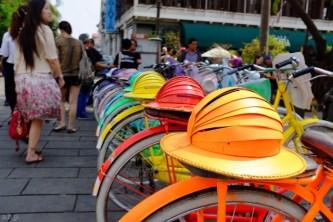 Hats and Bikes