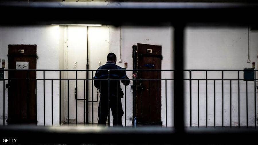 """""""هجوم إرهابي"""" داخل سجن فرنسي.. والمهاجم يرفض تسليم نفسه"""