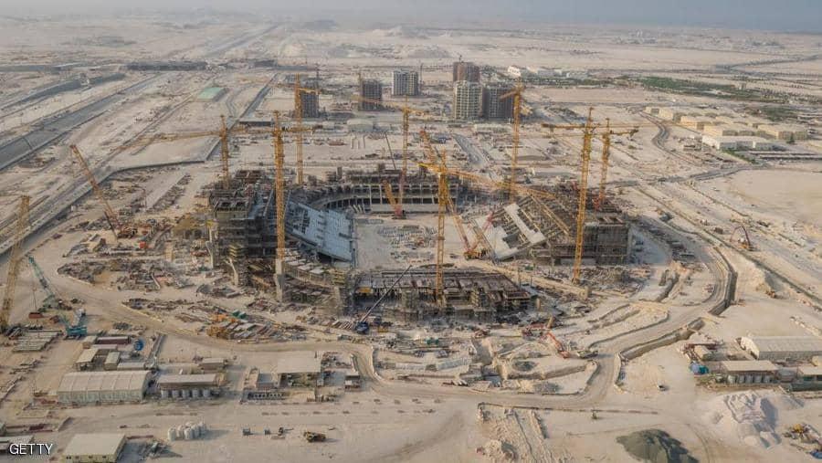 الفيفا يحدد دولتين للمشاركة باستضافة مونديال قطر