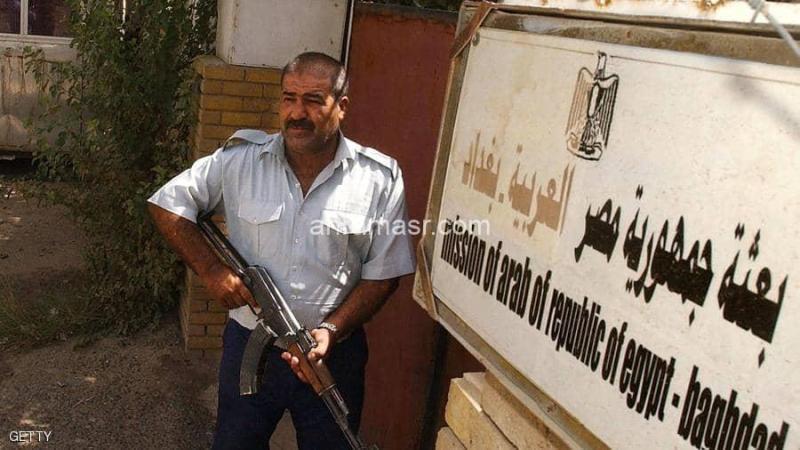 """القاهرة ترحب بـ""""القصاص"""" من قاتلي سفيرها في العراق"""