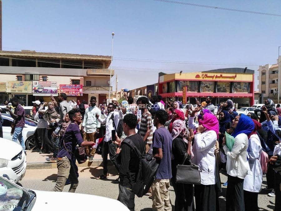 احتجاجات السودان تدخل شهرها الرابع