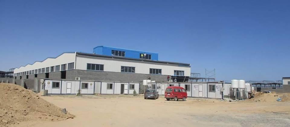محافظ البحر الاحمر يتابع إنشاء مدينة صناعية تضم المصانع المتوسطة والصغيرة ومصانع متناهية الصغر بالغردقة